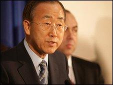 Ban Ki-Moon (AFP)