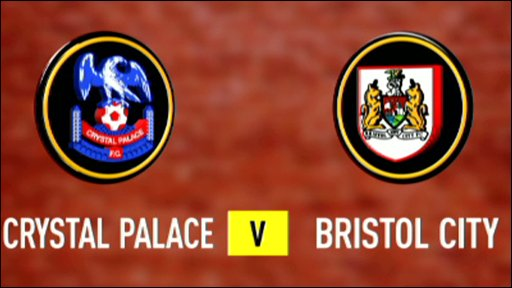 Crystal Palace 0-1 Bristol City