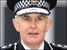 Peter Fahy, Chief Constable of Greater Manchester Police