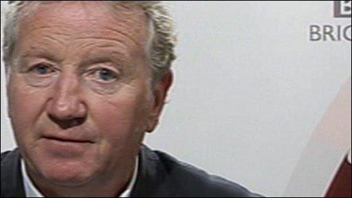 Jamie Bowden is a former British Airways cabin crew manager