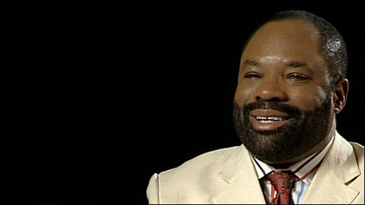 Supercomputer scientist Philip Emeagwali