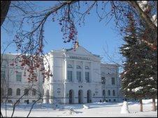 Tomsk University, S Rainsford