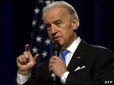Joe Biden at Tel Aviv University (11 March 2010)