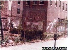 Bowery Garden 1973