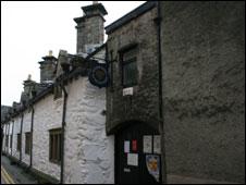Llanrwst Almshouses
