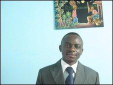 Cameroonian Tsangue Douanla Didymus