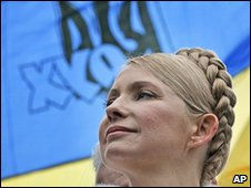 Yulia Tymoshenko, 9 March 2010