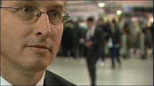 LU managing director Richard Parry