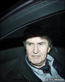 Former Bosnian leader Ejup Ganic