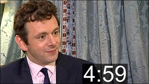 Five Minutes With Michael Sheen