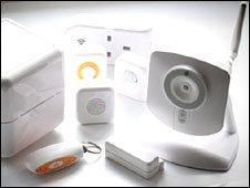 AlertMe home system