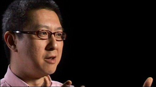 YouKu.com CEO and founder Victor Koo