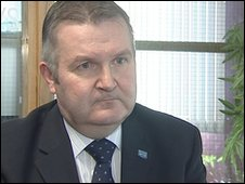 Laurence MacKenzie said he would ensure appropriate controls were put in place