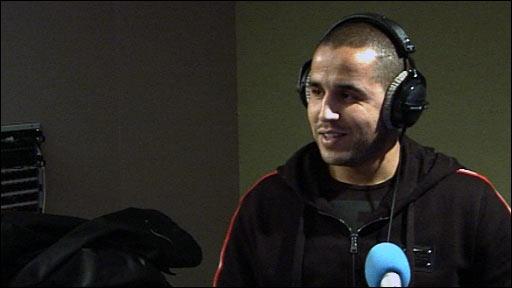 Rangers and Algeria defender Madjid Bougherra