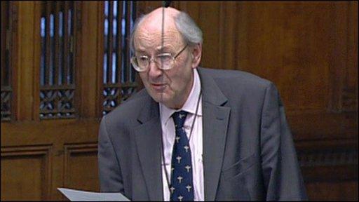 Richard Taylor MP