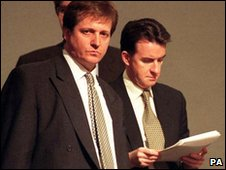 Campbell and Mandelson