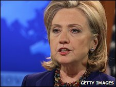 Hillary Clinton (file image)