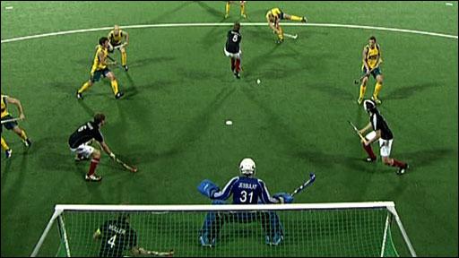 Germany 1-2 Australia