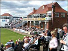 Scarborough cricket ground