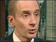 Lord Adonis on The Andrew Marr Show