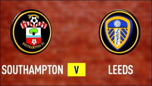 Southampton 1-0 Leeds United