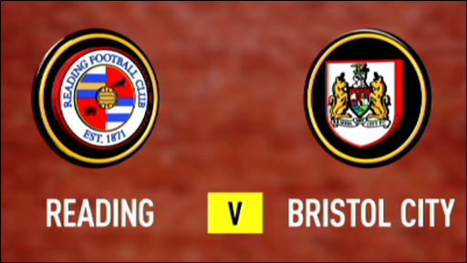 Reading 2-0 Bristol City