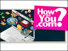 advert asking how do you dot com