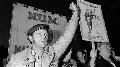 Miners Rally
