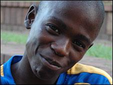 14 year-old Wanda Msani