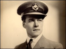 Wing Commander George Blackwood