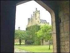 University archway