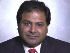 Labour MP Ashok Kumar