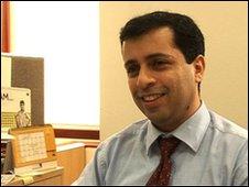 Kedar Shirali,investor relations director, Tata Consultancy Services