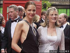 Trinny and Susannah in 2003