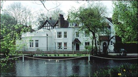Honeywood House