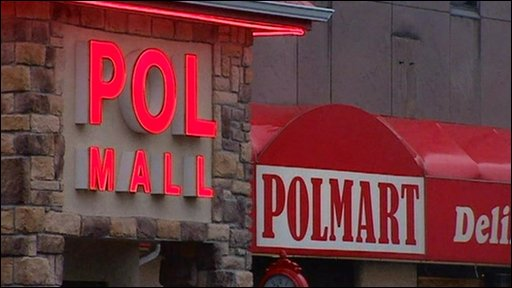 Polish shops in the US