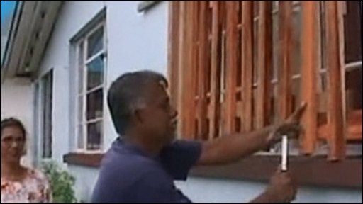People in Fiji get ready for Cyclone