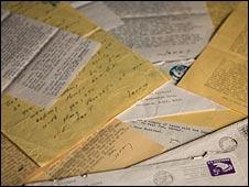 JD Salinger letters