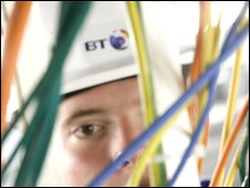 Fibre-based broadband