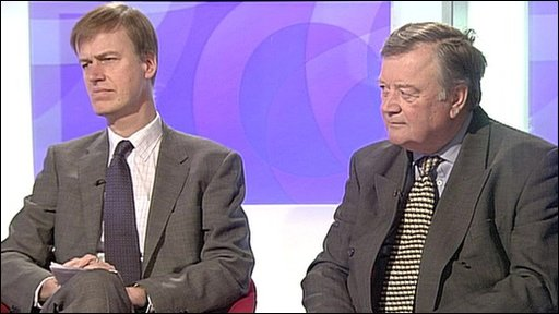 Stephen Timms and Ken Clarke