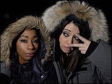 Envy and Nadine