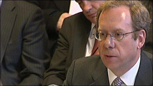 Kraft Vice-President Marc Firestone