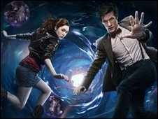 Doctor Who graphic