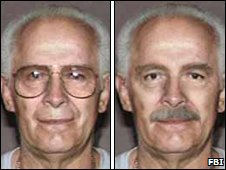 Age Enhanced Photographs of James J. Bulger from 2008