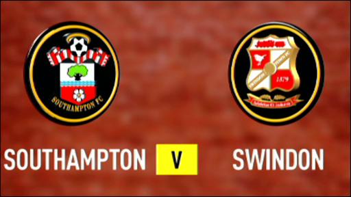 Southampton 0-1 Swindon