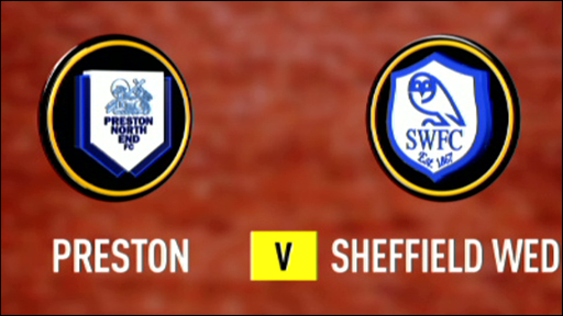 Preston 2-2 Sheffield Wednesday