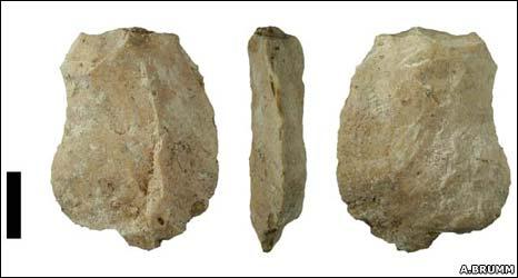 Stone flakes (A Brumm)