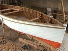 Jumbo boat