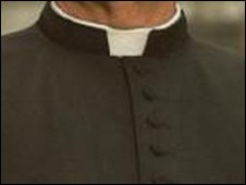 Priestly collar