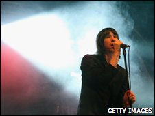 Primal Scream's Bobby Gillespie